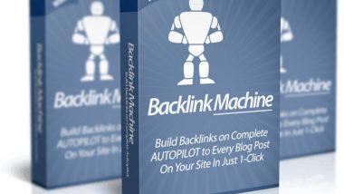 Backlink-Machine