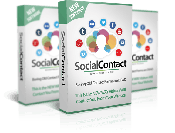 WP Social Contact Review